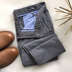 New Bonobos Pants Athletic 31x30 Washed Chinos